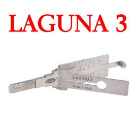 Original LISHI Auto Pick and Decoder For Renault Laguna 3