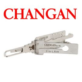 Original LISHI Auto Pick and Decoder for ChangAn