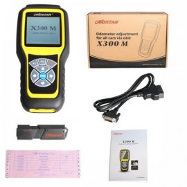 OBDSTAR X300M Specially for Odometer Adjustment via OBD2 Adds Benz V-A-G MQB