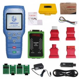 OBDSTAR X-100 X100 PRO Auto Key Programmer (C+D) Type for IMMO+Odometer+OBD Software Get a Free OBDSTAR EEPROM Adapter