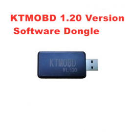 KTMOBD 1.20 Version Software Dongle Supports Toyota Honda Hyundai Kia Ford V-A-G ECUs Read/ Write
