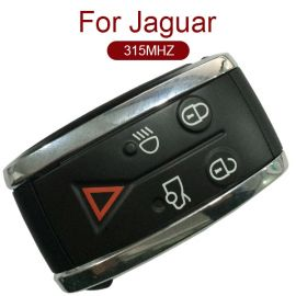 4+1 Buttons 315 MHz Smart Remote Key Fob for JAGUAR XF XFR XK XKR 2009-2013