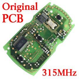 3 Buttons 315 MHz Original PCB Board for BMW CAS3 Smart Key