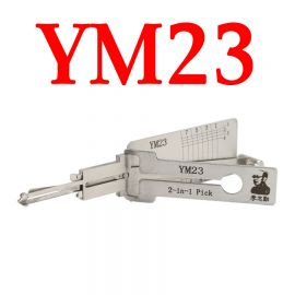 LISHI YM23 Auto Pick and Decoder for Benz Smart