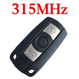 315 MHz Remote Key for 2004 ~ 2011 BMW 3 / 5 Series - KR55WK49127 KR55WK49123