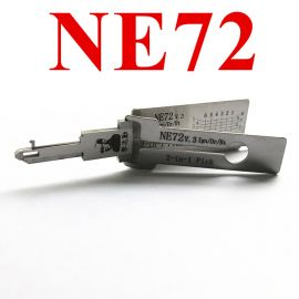 LISHI NE72 V.3 Auto Pick & Decoder for Peugeot Citroen Renault