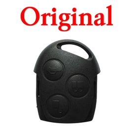Original Ford Remote Controls 3 Buttons 433MHz with 4D63 80 Bit Chip