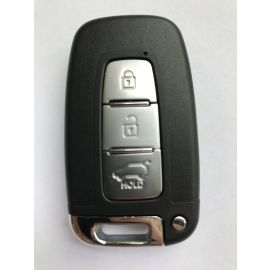 3 Buttons 434 MHz Smart Proximity Key for Hyundai I30 I45 IX35 with PCF7952 ID 46 Chip