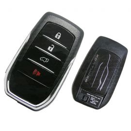 Remote key 3+1 Buttons 315MHz for Toyota(2280-14-3559)