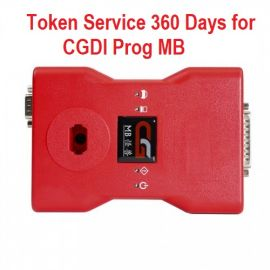 Token Service 360 Days for CGDI Prog MB Benz Car Key Programmer