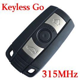 315 MHz Smart Proximity Key for 2004~2010 BMW 3 / 5 Series CAS3 - KR55WK49147 / Comfort Access