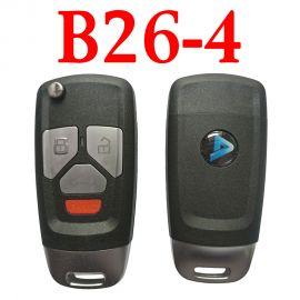 KEYDIY B26-4 KD Universal Remote Control - 5 pcs