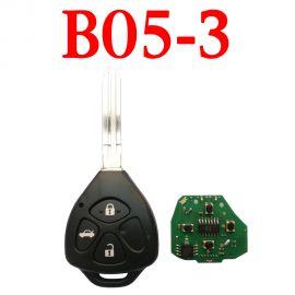 KEYDIY B05-3 KD Universal Remote control - 5 pcs