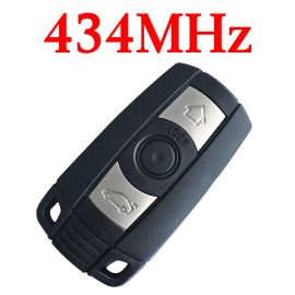 3 Buttons 434 MHz Remote Key for 2004~2011 BMW 3 / 5 Series CAS3