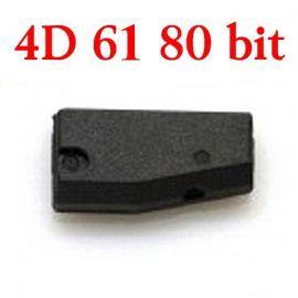 Top Quality 80 Bit 4D61 TP26 Ceramic Chip for Mitsubishi