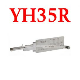 Original LISHI YH35R Auto Pick and Decoder for Yamaha
