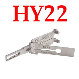 Original LISHI HY22 Auto Pick and Decoder For Hyundai Kia