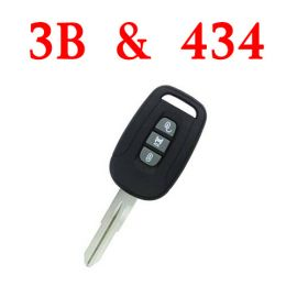 (434Mhz) Remote Key For Chevrolet Captiva Opel Antara