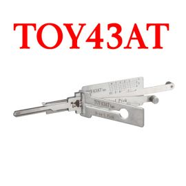 Original LISHI TOY43AT Auto Pick and Decoder For Toyota