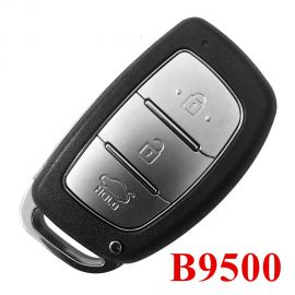 3 Buttons 434 MHz Smart Proximity Key for Hyundai I10 - 95440-B9500 - With ID46 Chip