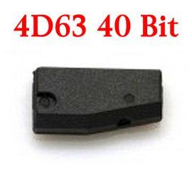 4D 63 40 Bit Transponder Chip for Ford Mazda Lincoln - 4D63