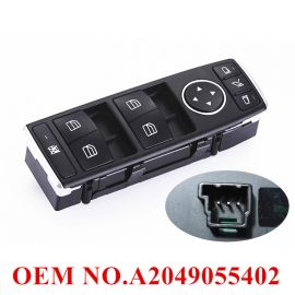 Window Control Switch for Mercede-Benz A2049055402