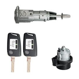 car door Lock Kit with remote for Skoda