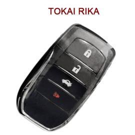 for Toyota Land Cruiser Smart Remote Key 3+1 Button 315MHz and 434MHz TOKAI RIKA