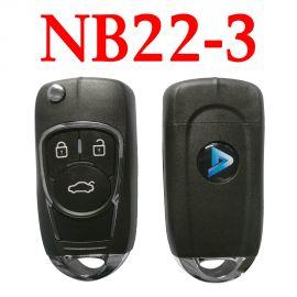 KEYDIY NB22-3 KD Universal Remote Control - 5 pcs