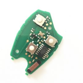 3 Buttons PCB Board for Renault Remote Keys with PCF7946AT chip