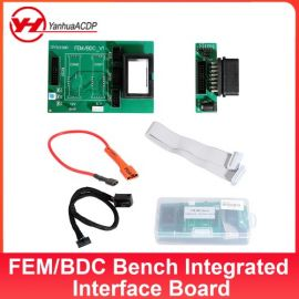 Yanhua Mini ACDP FEM BDC Bench Integrated Interface Board