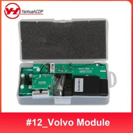 Module 12: Yanhua Mini ACDP Volvo IMMO Programming Support Add Key and All Key Lost with License A300
