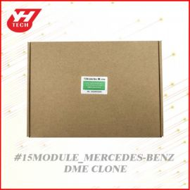 Yanhua ACDP Mercedes Benz DME Clone Module 15 Work via Bench Mode with License A100