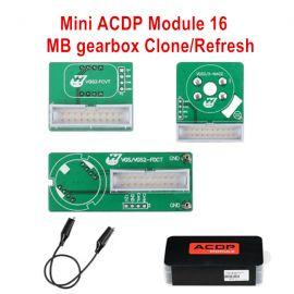 Mini ACDP Module 16- Mercedes-Benz gearbox Clone/Refresh