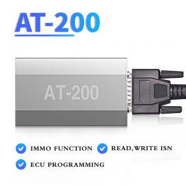 AT-200 ECU Programmer ISN OBD Reader Compatible with CGDI-BMW VVDI2 Car Key Programmer