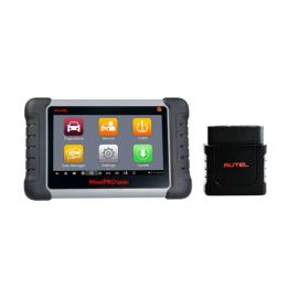 (Europe, UK,US,German Ship No Tax)Autel MaxiPRO MP808TS Automotive Diagnostic Scanner with TPMS Service Function and Wireless Bluetooth