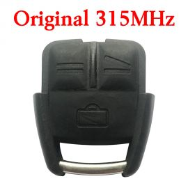 Original 3 Buttons 315 MHz Remote Head Key for Opel - ID46