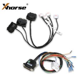 BMW DME Cloning Cable with Multiple Adapters B38 N13 N20 N52 N55 MSV90 for Xhorse VVDI PROG AT-200