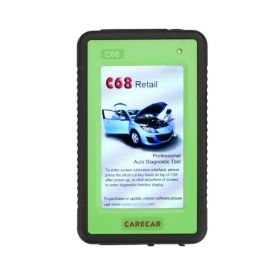 Original CareCar C68 Retail DIY Professional Auto Diagnostic Tool Support Multi-languages And Two Years Free Update