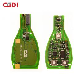 CGDI MB smart key circuit board 315MHz And 433MHz can change frequency automatically.