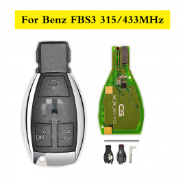 V1.20 CGDI MB BE Key for All Benz FBS3 Immo Reusable with 200 Points Bonus 315MHz/433m