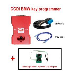 CGDI BMW with eight pin exempt disassembly Adapter