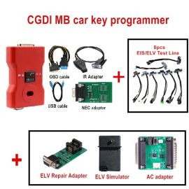 15% Off Best CG MB CGDI Prog MB Benz Key Programmer with new Diode with gift EIS/ELV cable