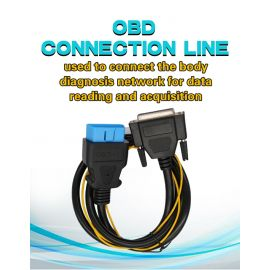 OBD Connection Line for CGDI Prog MB Key Programmer