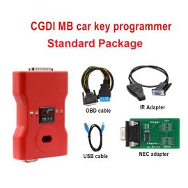 (Europe/UK/US ship, No Tax) CG MB CGDI Prog MB Fastest Benz Key Programmer Support All Key Lost Standard Package