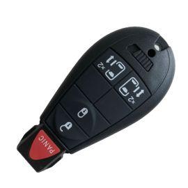 434 MHz 5 Buttons Fobik Remote Key for Chrysler / Dodge / Volkswagen 2008-2017 - M3N5WY783X /  IYZ-C01C