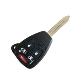 (315MHz) M3N5WY783X 4+1 Buttons  Remote Head Key for Chrysler / Jeep / Dodge 2006ᄄC2014