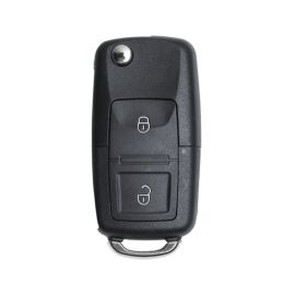 2 Buttons 434 MHz Filp Remote Key for VW - 7E0 837 202