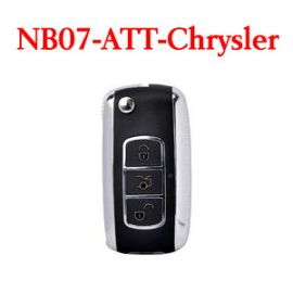 KEYDIY NB07-ATT-Chrysler KD Flip Remote Key Bentley Type - 5 pcs