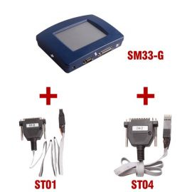 Main Unit Digiprog III Digiprog 3 OBD V4.94  Odometer Programmer with OBD2 ST01 ST04 Cable
